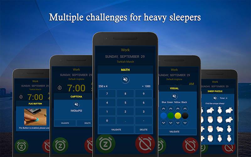 Alarm Clock Challenges
